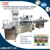 Macchina di riempimento e di coperchiamento di Monoblock della bolla del liquido automatico dell'acqua (YTSP500)