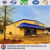Южная Африка с длительным сроком службы сертифицированных сегменте панельного домостроения стали структуры склада