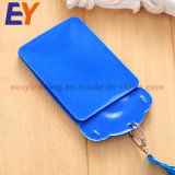 Hot Selling Promotion Gifts Genuine Tanned Luggage Tag Custom PVC