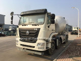 Misturador concreto do caminhão 8X4 do misturador de cimento de Hohan