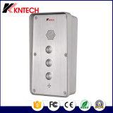 Telefone público do intercomunicador Knzd-45 do SIP com sistema interno da entrada