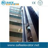 전송자 유형 Gearless 광경 전망 엘리베이터