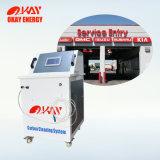 CCS1500 HHO hydrogène moteur Oxyhydrogen carbone générateur de nettoyer la machine