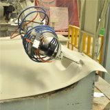 Máquina de estaca do robô do jato de água com cabeça de estaca Waterjet pura
