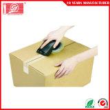Venta caliente BOPP cartón adhesivo acrílico claro serpenteante cinta de embalaje