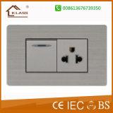 Interruttore elettrico della parete di controllo di velocità di alta qualità