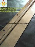 家具のハードウェアSS304のハードウェアのピアノヒンジ