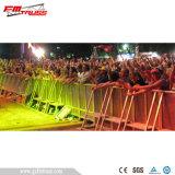 一時イベントの塀の構造屋外コンサートの段階の塀システム