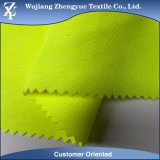300d*300d+40sポリエステル綿のあや織りの倍の表面Tc均一Workwearファブリック