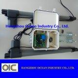 Ouvreur automatique de grille d'oscillation