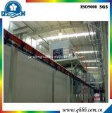 Riga di rivestimento verticale automatica della polvere per Profils di alluminio con lo SGS