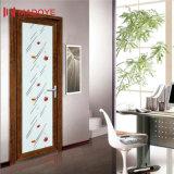 アルミニウム内部ドアか洗面所の開き窓のドア