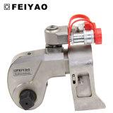 Chave de aço / chave giratória hidráulica do torque da plataforma quadrada de aço