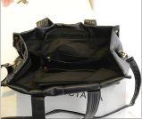 Exquistie Schulter-Beuteltote-Beutel der quadratisches Gitter-Dame-Handbag