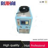 Refrigerador de agua refrescado aire de 6 Tr para la planta de la película de estiramiento