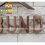 OEM Companyのステンレス鋼の文字はよい価格に署名する