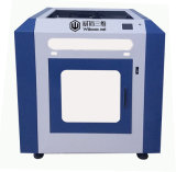 A melhor impressora enorme da máquina de impressão 3D 3D da exatidão elevada do preço
