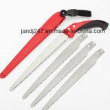 Carden manche en bois scie à métaux Poignée ABS pliable+TPR Scie à métaux à Guangzhou