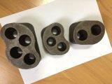 Personnalisé ! ! Pièce noire de machine de pièces en métal de bâti d'oxyde