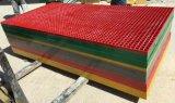GRP 섬유유리 FRP 섬유에 의하여 강화되는 플라스틱 격자판