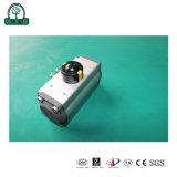 Uma variedade de tratamentos de superfície das peças Actuators-Valve Pneumática