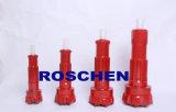 DHD340 105mm, 110mm, 115mm, morceaux de foret de bouton de 127mm DTH