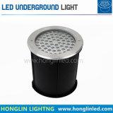 조경 점화 Intiground 옥외 IP65 54W LED 지하 빛
