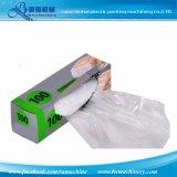 Bolso transparente del LDPE, bolso plano del PE, bolso claro que hace la máquina