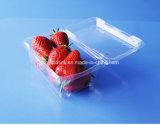 Коробка Clamshell оптового ясного пластичного плодоовощ волдыря любимчика упаковывая