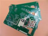 PCB van de hoge Frequentie op 30 Mil RO4350b met HASL Volgzame RoHS