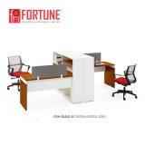 Европейский стиль современной офисной рабочей станции проекта центра обработки вызовов (T1515-4FOH-R)