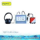 Le détecteur de fuite le plus neuf de l'eau de précision Pqwt-Cl400 pour la détection d'intérieur et extérieure de mur de 4m de pipe de fuite