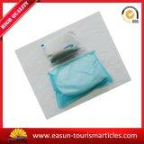 Custom Mini sac de plastique cosmétique couleur unie