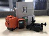 Nuovo cubo di Danpon che gira il livello verde del laser 3D con la parentesi del magnete e la Banca 4V4h di potere