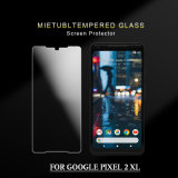 протектор экрана Tempered стекла 0.33mm 9h 2.5D Царапать-Упорный франтовской для Google Pixe 2XL