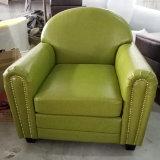 最もよい品質の現代ホーム家具の肘掛け椅子の開発者の工場(QS-621-1)