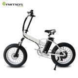Vélo électrique plié de montagne de la neige des hommes avec le moteur de Bafang 750W