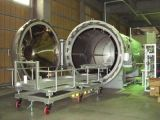 macchina di legno di gomma di legno di trattamento dell'autoclave di impregnazione di 220V 60Hz