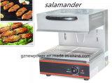 De elektrische Apparatuur van de Salamander/van de Salamander van de Keuken Salamander/