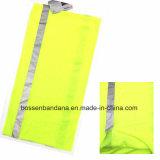 Fabrik Soem-Erzeugnis-preiswertes kundenspezifisches Firmenzeichen-Drucken-PolyestermultifunktionsBandana