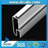 Perfil de aluminio popular de Ghana para el producto de la puerta de la ventana
