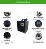 Óleo inteligente Aroma Difusor aroma de Marketing da máquina para a Grande Área GS-5000