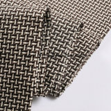 Tissu du sofa 2018 tissé par type neuf avec le tissu de maison de textile