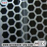 Maglia perforata perforata della lamina di metallo