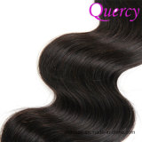 Бразильские волосы оптовые, человеческие волосы 100% верхнего качества объемной волны