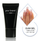 Nail Extension를 위한 Crystal Transport Gel Acrylic Gel 떨어져 적시십시오