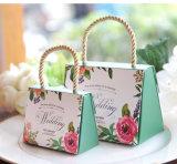 Dos confeitos portáteis europeus creativos do casamento de Hotsale saco de papel