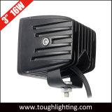 Nicht für den Straßenverkehr Zoll 12W IP67 der Licht-3 imprägniern CREE LED Würfel-Arbeits-Lichter