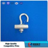 스테인리스 2 슬롯 훅 FTTH 부속품 또는 이음쇠