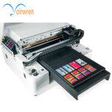 A3 tipo quente impressora UV UV do tamanho 2017 da máquina de impressão para AR-DIODO EMISSOR DE LUZ Mini4 da caixa do telefone